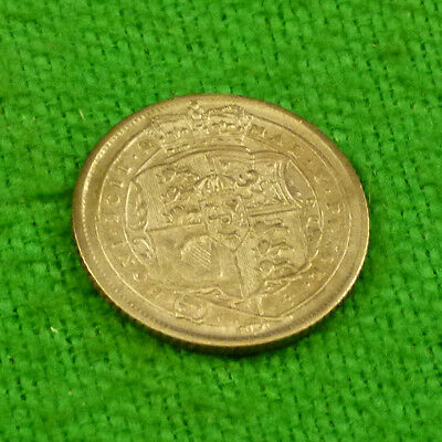 Vintage Six Pence George III 1817 Six Pence Coin Silver Coin RDL82