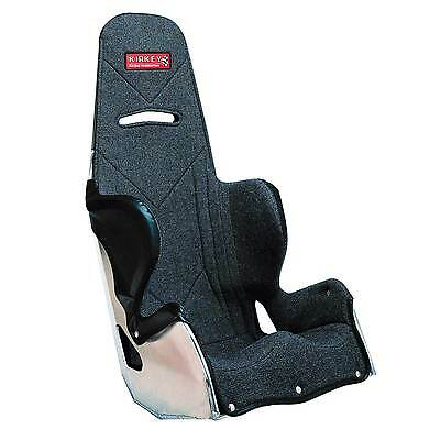 """Kirkey Cover To Suit Intermediate Layback Seat - Black Cloth / 16"""" Hip Width"""
