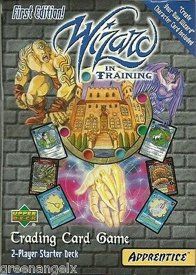 Wizard In Training Ccg - Two-Player Starter Deck