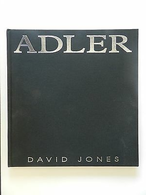 David Jones Adler Könemann