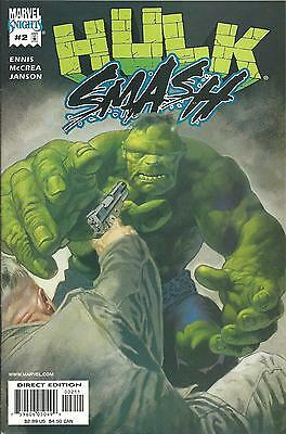 Hulk: Smash #2  (Marvel)  2001