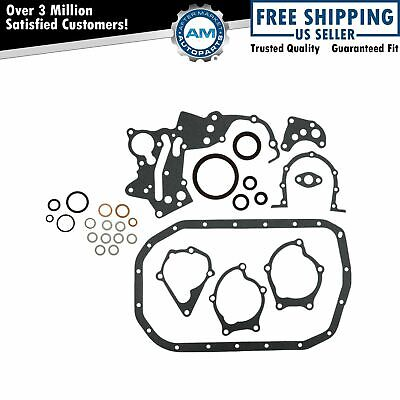 Mitsubishi Dodge 2 0l G63b 4g63 Sohc 8v Engine Head Gasket Set