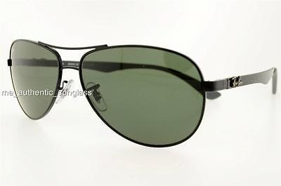 66597dcc910 Rayban Sunglass Rb 8313 003 40 00340 61Mm Silver Frame Crystal Grey Mirror  Lens