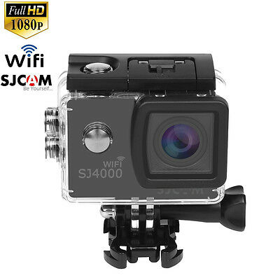 Original SJCAM SJ4000 WiFi 1080P Full HD SJ4000 Sports Action Camera Sport DVR