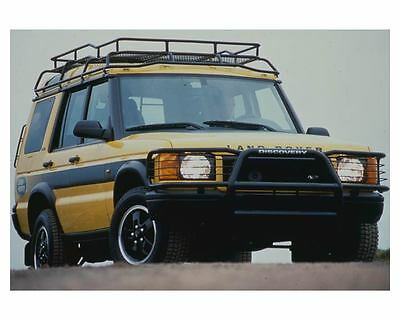 2002 Land Rover Discovery Series II Kalahari Photo Poster zch4252