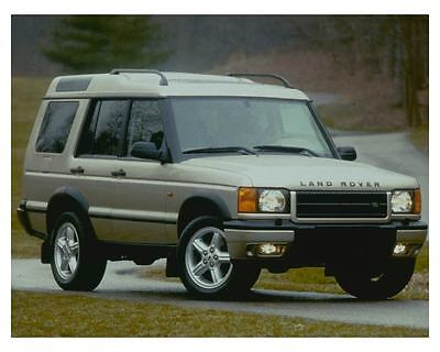 2001 Land Rover Discovery Series II Photo Poster zch4258