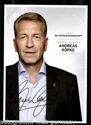 Andreas Köpke  DFB AK WM 2014 TOP
