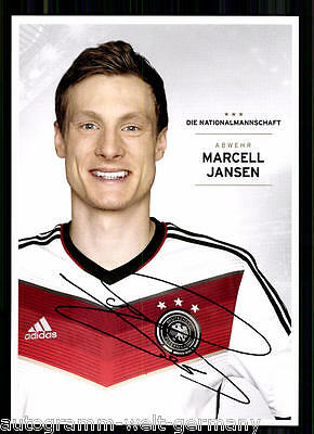 Marcell Jansen  DFB AK WM 2014 TOP