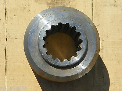 Weld in 15 Spline Blade Hub, mounts blade pan to gearbox, fits most 75hp gearbox