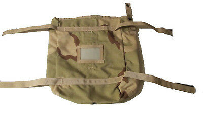 US ARMY MILITARY SURPLUS MOLLE DESERT CAMO DCU RADIO UTILITY POUCH PAINTBALL BAG