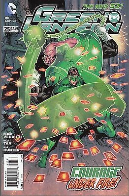 Green Lantern #25 (NM)`14 Venditti/ Tan
