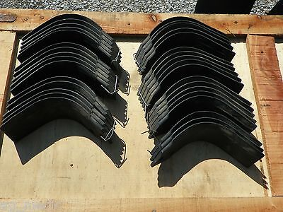 """Agric Replacement Tiller Tines Code 04503303 & 04503400  Full Set 55"""" Machine"""