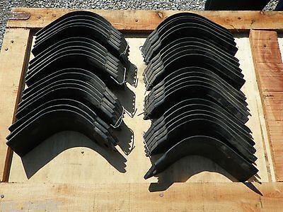 "Agric Replacement Tiller Tines Code 04503303 & 04503400  Full Set 65"" Machine"