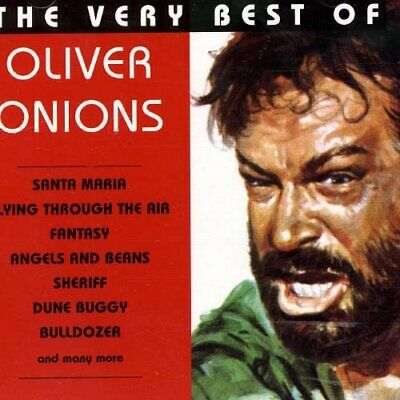 """Oliver Onions """"best Of Oliver Onions""""  Cd Neu"""