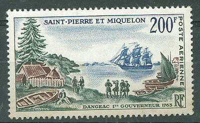 FRANCE ST PIERRE & MIQUELON Yv # A 30 Mint NH VF