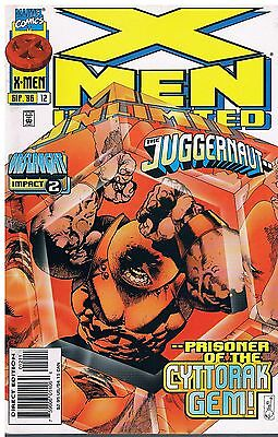 X-Men Unlimited No.12 / 1996 Onslaught Crossover