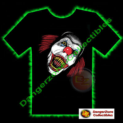 Pennywise Horror T-Shirt by Fright Rags (Large) - NEW