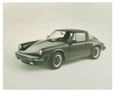 1979 Porsche 911 SC Targa Automobile Photo Poster zch4545