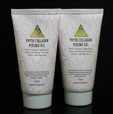TOP FACE Phyto Collagen Peeling Gel 5oz Made In Korea GUARANTEED RESULTS