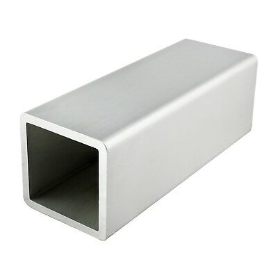 "80/20 Inc Mill Finish Aluminum 1.5"" x 1.5"" Square Tube Part 8116 x 24"" Long N"