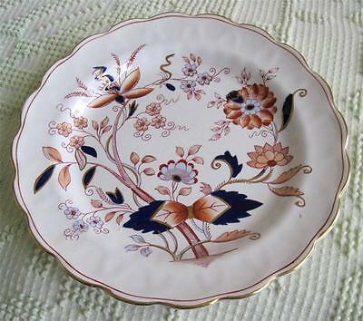 """Booths Fresian 9 7/8"""" Dinner Plate Made in England"""