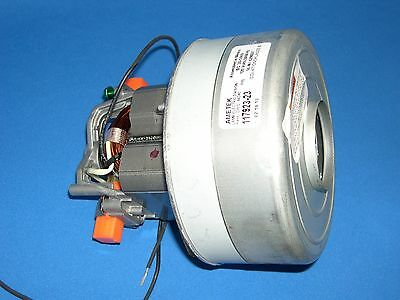 New Genuine Miele Canister Vacuum Cleaner Motor 117923-23, 117923 or 7923-23