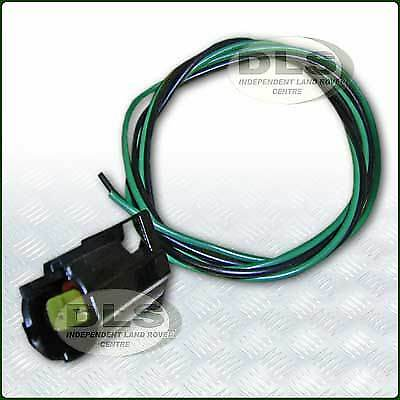 Indicator Lamp Link Lead and Plug Land Rover Defender VIN MA940005 on (STC1188)