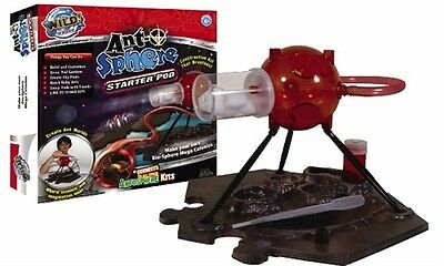 Ant-O-Sphere Starter Pod Wild Kid Science Project Habitat Insect Ant Farm Colony