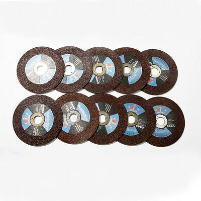 "10pcs 4-1/2"" Cut-off Double Reinforced Wheels Cutting Disc for Metal Cutting"