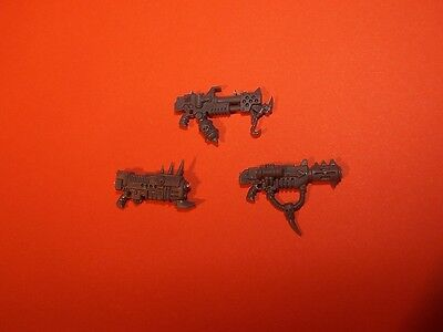 Chaos Space Marine Special Weapons (bits auction)