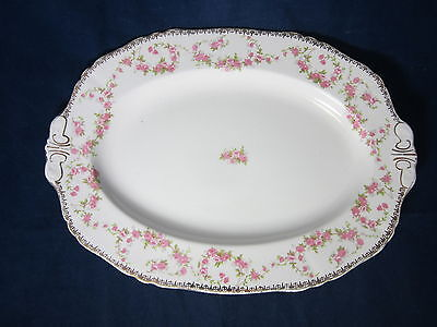 ALFRED MEAKIN - Harmony Rose - SMALL SERVING PLATTER - 43A