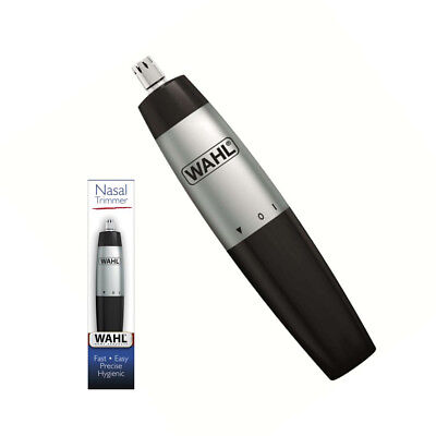 Wahl Ear & Nose Trimmer Wet & Dry | Battery Hair Nasal Trimmer WA5642-012