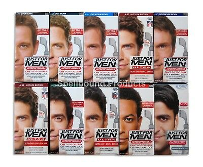 Just For Men AutoStop Hair Colour Dye A10 - 65 Same Day Despatch