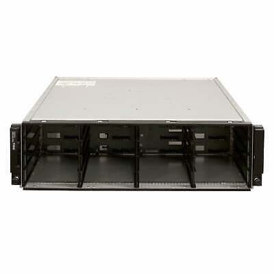 """DELL EqualLogic PS6000 Chassis 19"""" 3U ohne Controller/Netzteile"""