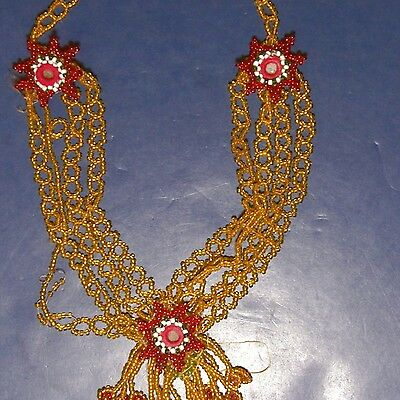 BellyDance ATS Costume NECKLACE Kuchi Tribe 803f6