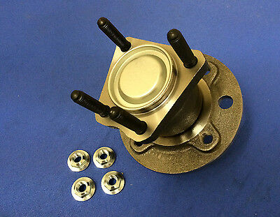 1 x Brand New REAR Wheel Bearing Hub for Holden Astra TS (4 Stud) non ABS 98-05