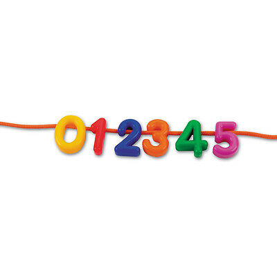 Learning Resources Lacing Numbers- Teaches Basic Maths NEW