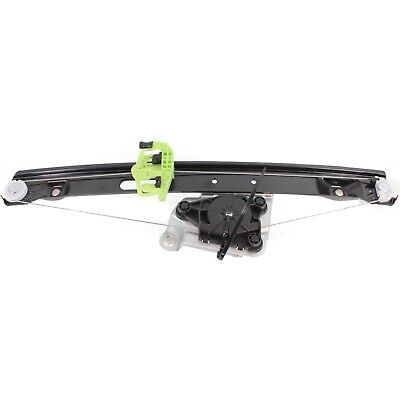 Power Window Regulator For 2006 BMW 325i 2007-2011 328i Rear, Driver Side