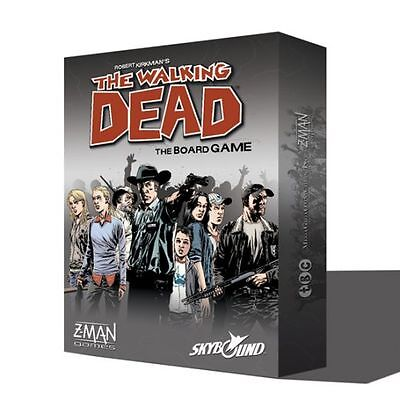 The walking Dead 681706070872 ENGLISCH Zombie COMIC Satire BrettSpiel Spiel
