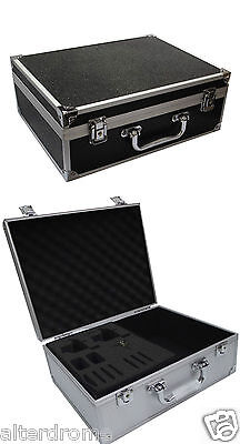 Premium Padded Tattoo Kit Carry Case / Box UK - Choose Colour