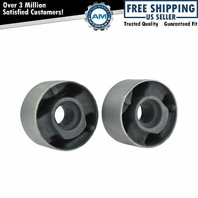 Front Lower Control Arm Bushing Left LH & Right RH Pair Set of 2 for BMW E30 E36