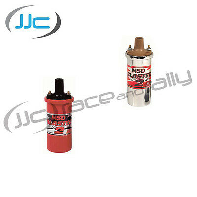 MSD Ignition Blaster 2 Hi Power/Performance Ignition Coil - Road/Race/Rally
