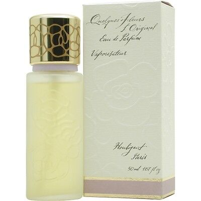 QUELQUES FLEURS by Houbigant 1.7 oz EDP Spray NEW in Box for Women