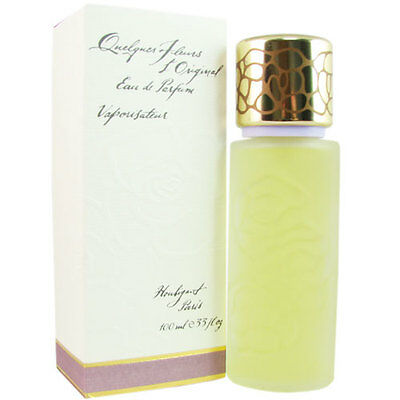 QUELQUES FLEURS by Houbigant 3.4 oz EDP Spray NEW in Box for Women