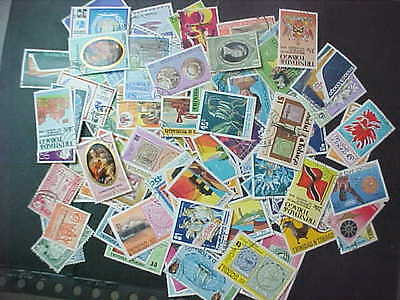 96 Different Trinidad & Tobago In Complete Sets Only /  Stamp Collection - Lot