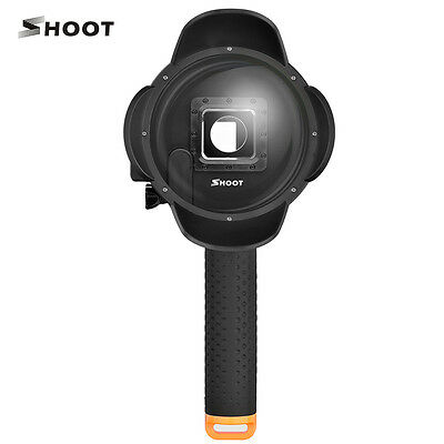 """2.0 Version 4"""" Dome Port Diving Camera Lens Dome Cover Shell for GoPro Hero 3+/4"""