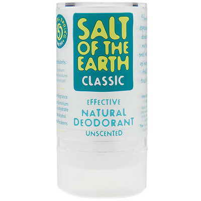 Salt of the Earth Deodorant Stick Crystal Spring- Choice Sizes (One Supplied)