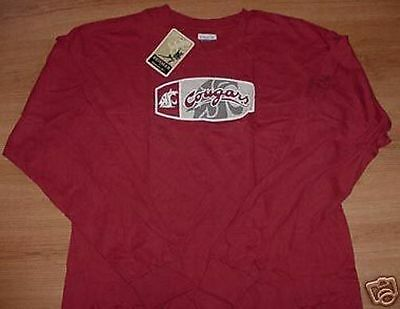 14 Youth Large NCAA by Outerstuff NCAA Washington State Cougars Youth Girls Fan-Tastic Short Sleeve Tee Dark Red