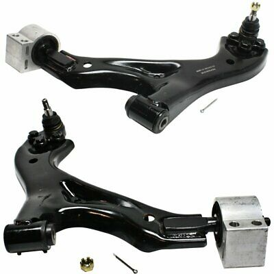 Control Arm Kit For 2002-2007 Saturn Vue (2) Front Lower Control Arms