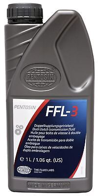 Pentosin FFL-3 DCT Transmission Fluid 1L, OE oil for Porsche DSG Gearbox